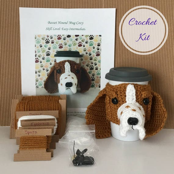 Amigurumi Beginner Kit : Crochet Pattern Crocket Kit Amigurumi Kit Crochet