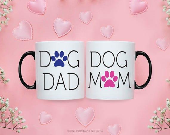 Dog mom, dog dad mug, dog lover gift, dog mom gift, dog lover mug, dog lover, gift for dog lover, gift for her, gift for best friend 217