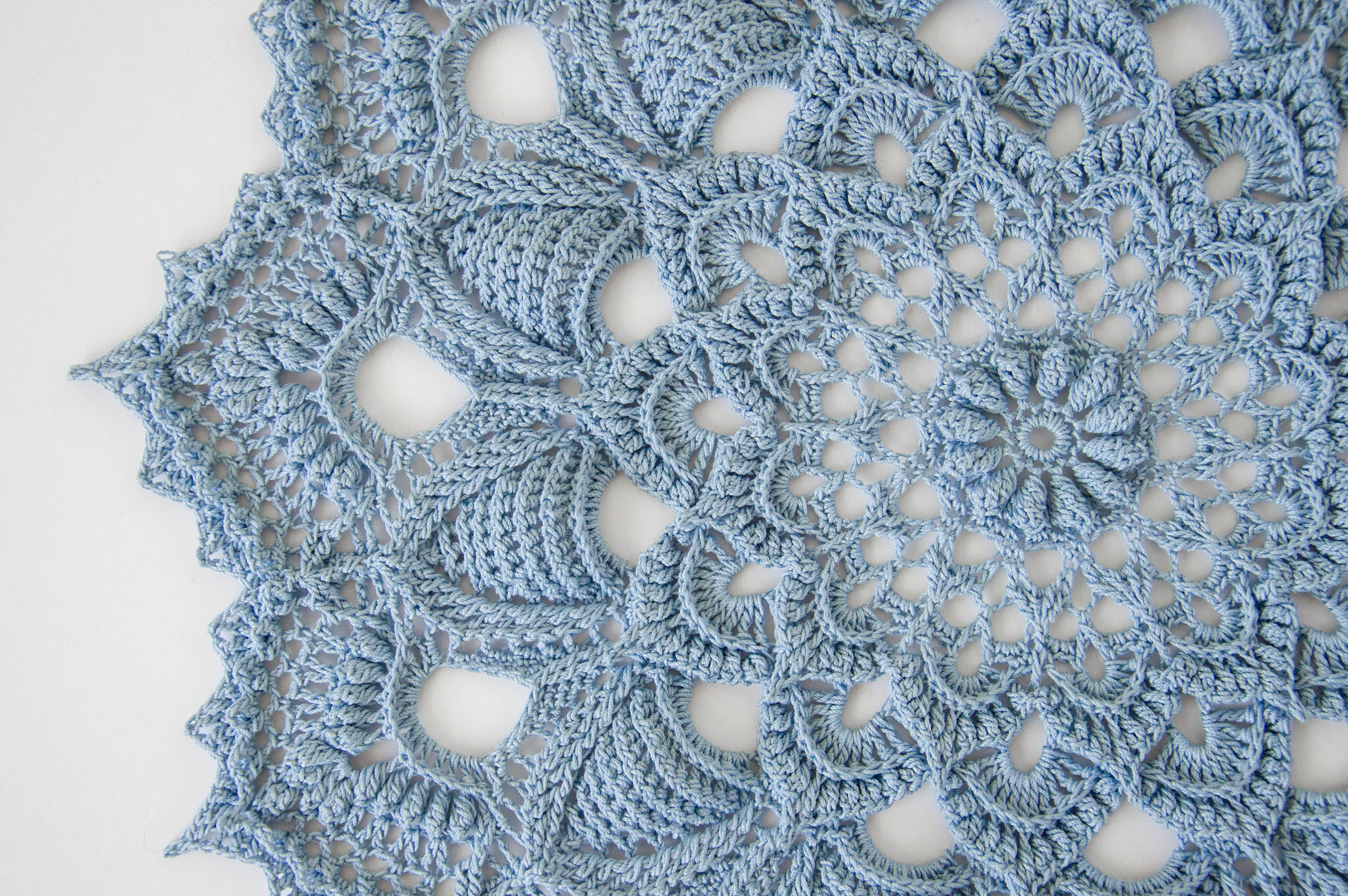 Crochet doily pattern kaia instant download bankloansurffo Image collections