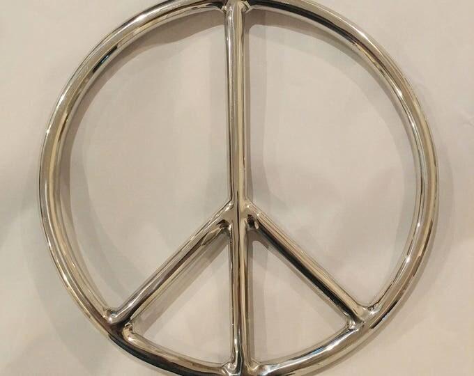 Featured listing image: Shibari Suspension Ring Peace