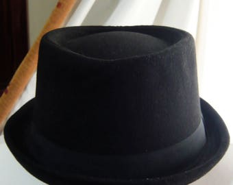 Pork Pie Hat Made By London Fog