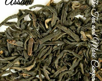 Assam Tea... Single Estate, Kosher, Loose Leaf Tea, Breakfast Tea, Gift Box, Mothers Day, Birthday