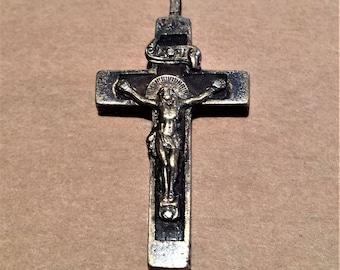 Vintage Crucifix Pendant