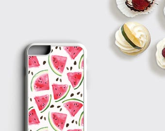 Watermelon iPhone 6 Case, Watermelon iPhone X Case - Watermelon iPhone 6 Plus, Watermelon iPhone 5 Case, Watermelon iPhone 5S Case