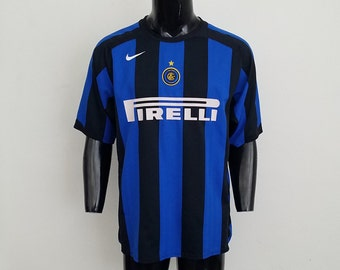Nike Pirelli Soccer Jersey Sz. L