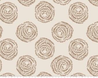 FQ & 1/2 yard, Equestrian, Rosette Au Naturel, 2143602, Camelot Cotton, 100% Cotton