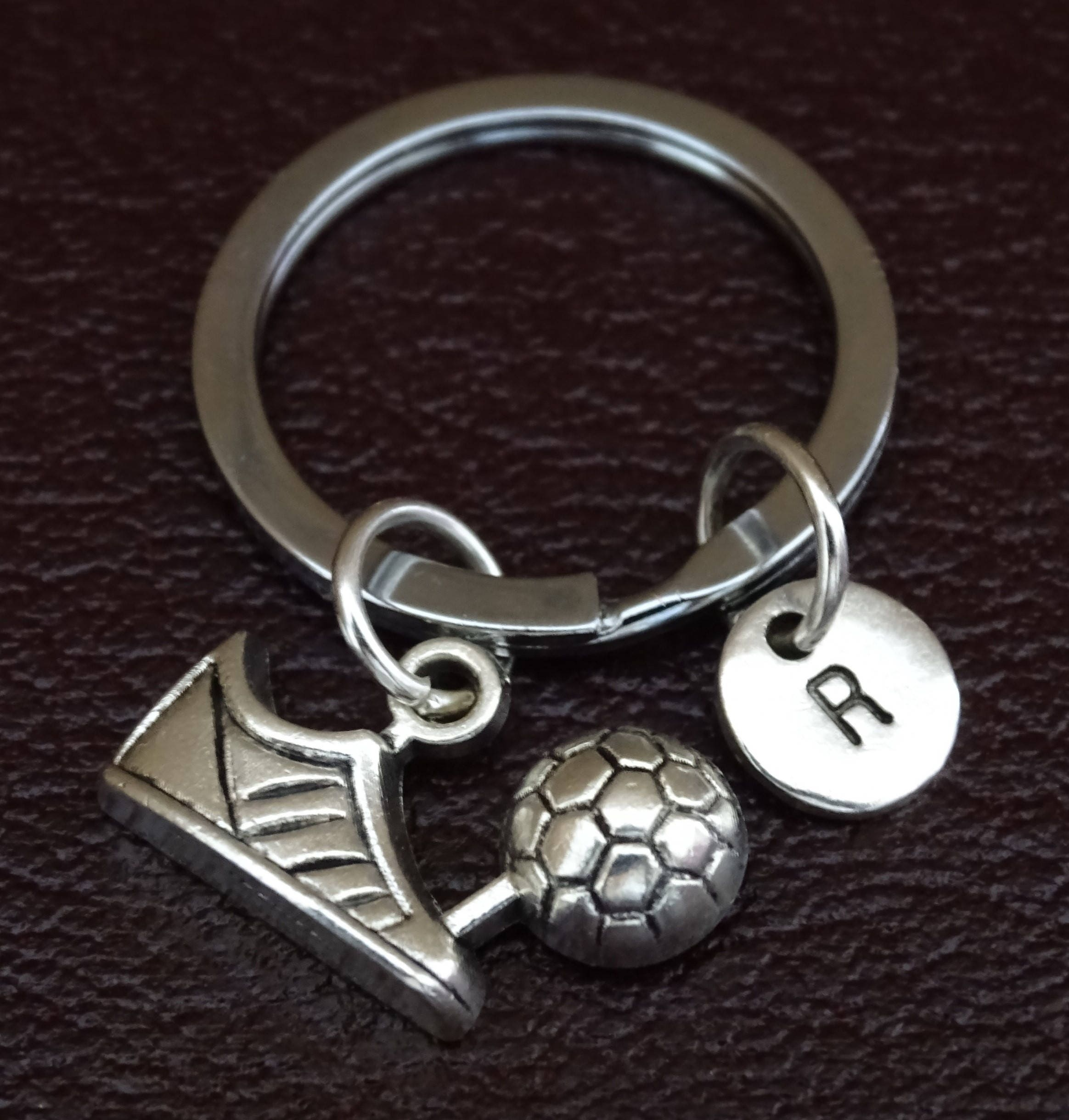 brother p gift keychain soccer charm pendant il key chain team coach dad fullxfull