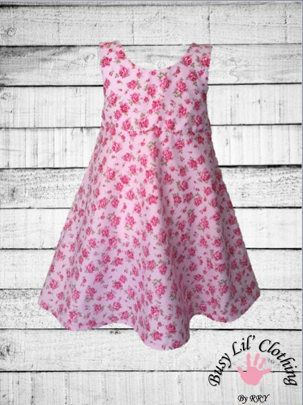 Girls Cotton Dress