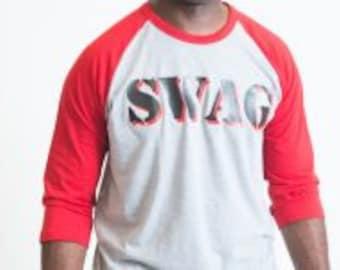 SWAG Baseball T-Shirt