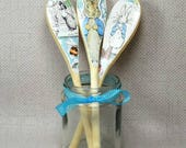 Peter Rabbit Spoons, Set of 5