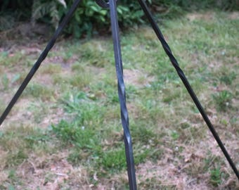 Hand Forged Cooking Tripod