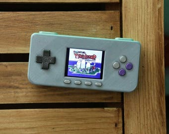 PiGRRL Zero - Raspberry Pi Game Console 3D Printed (Case and Buttons Only)
