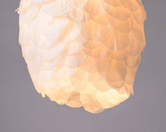 Ceiling light: Light Pendant  Pine Cone lamp
