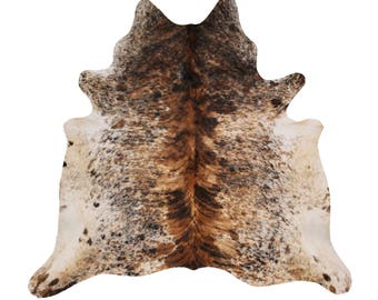 Area Rug - Rarebreed Cowhide Rug - Luxury Tricolour Tones