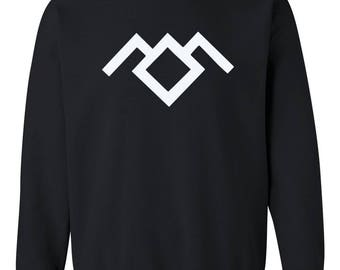 Black Lodge shirt sweatshirt - Twin Peaks shirt sweatshirt - Twin Peaks jersey - Black Lodge Twin Peaks