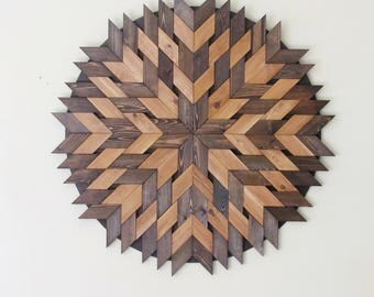 Round Wood Wall Art unique wood wall art and home decorlakefrontwoods on etsy