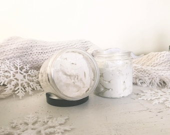 Pumpkin Body Butter - Whipped Body Butter - Whipped Shea Butter- Body Butter- Body Lotion- Xmas Gift for Adults- Stocking Stuffer for Adult