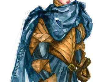 Brienne of Tarth / ORIGINAL