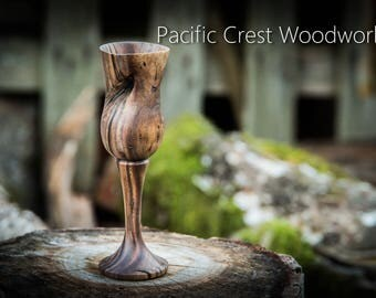 Wicked wood Wine cup,