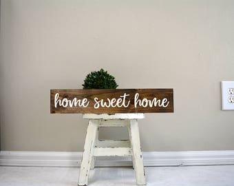home sweet home sign, home sweet home wood sign, rustic home sweet home sign, Custom wood signs, custom wood sign, custom wooden signs