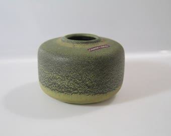 Nice little vase by Ceramano, no. 171, decor Taiga, Hans Welling, West German Pottery, WGP Fat Lava