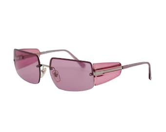 Giorgio Armani glasses pink