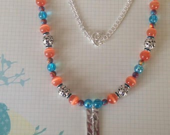 Upward Arrow Necklace