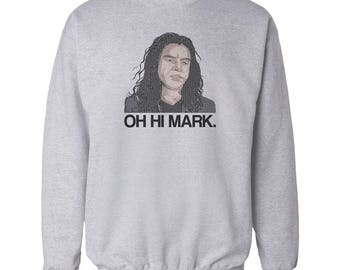 Oh Hi Mark Shirt - Tommy Wisseau - Disaster Artist The Room