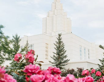 Idaho Falls Temple 16