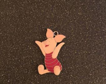 Winnie the Pooh Piglet charm