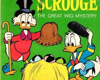 Walt Disney Uncle Scrooge #85 Gold Key Comic 1970 FN/VF 7.0