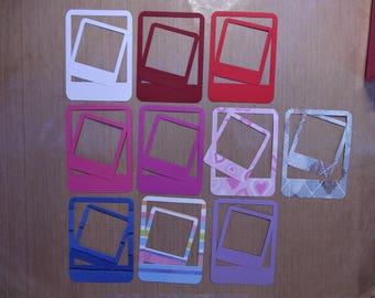 Picture frame / photo frame - set of 20 / set of 20