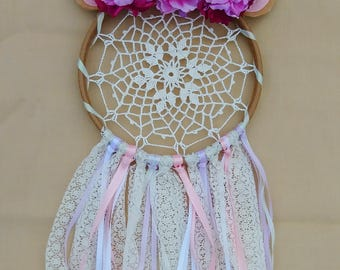 Darling Deer Dreamcatcher