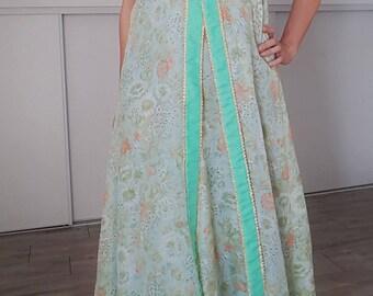 Unique! Hand sewn vintage dress