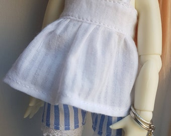 Outfit for YoSD Littlefee Vest and shorts