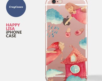 iPhone 7 Case, Cute iPhone 6s Case, iPhone 6 Case, iPhone 6/s Plus Case (Shipped From UK)