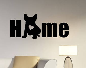 Dog Wall Sticker Etsy - Sporting kc wall decals