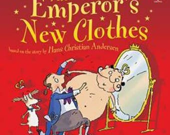 Usbornes the Emperors New Clothes Book