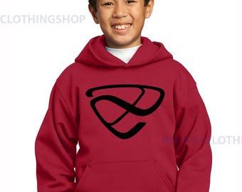Efini - Pullover Hoodie - Youth sweatshirt - Mazda Rx7 - Rotary Engine - Wankel