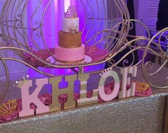 Decorated Wooden Letters for All Occasions