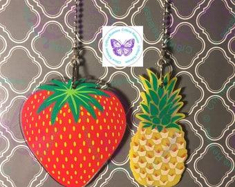 Pineapple Fan Etsy