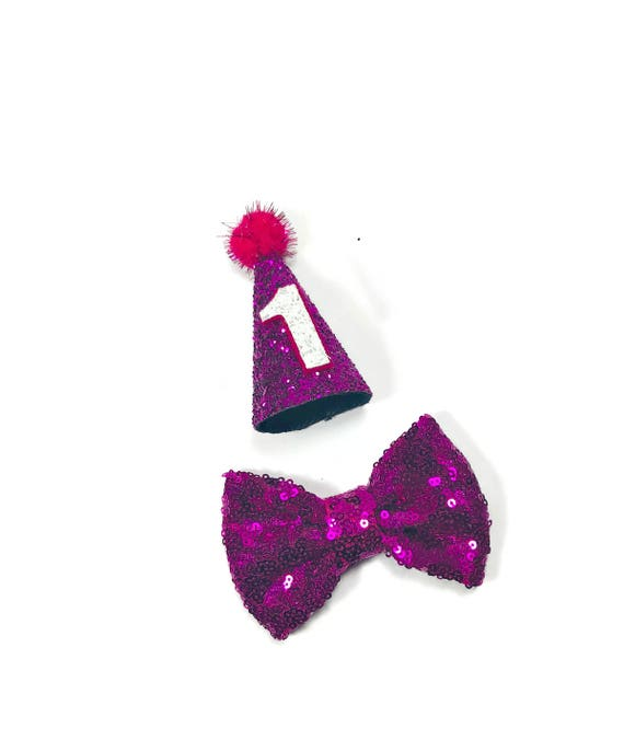 Dog Bow Tie || Dog Birthday || Cat Hat || Animal Hat Dog Crown || Busters Party Shop || Birthday Crown || Party Supplies