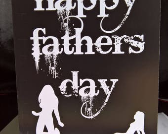 Fathers Day - Greeting Card