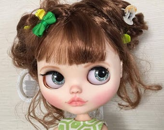 OLIVIA.muñeca customizada..dollcustom..one sweety doll