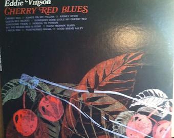 Eddie Vinson Cherry Red Blues Vinyl Record Album