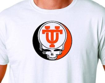 Texas Longhorn Steal Your Face T Shirt