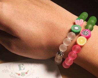 Tutti Frutti Summer Bracelets