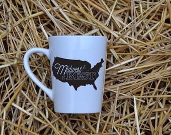 Midwest is Best Mug