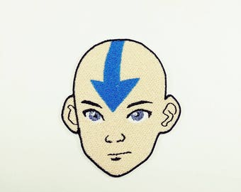Avatar The Last Airbender - Iron on Patch