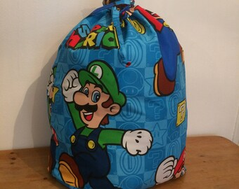 Mario Large christmas XL santa sack